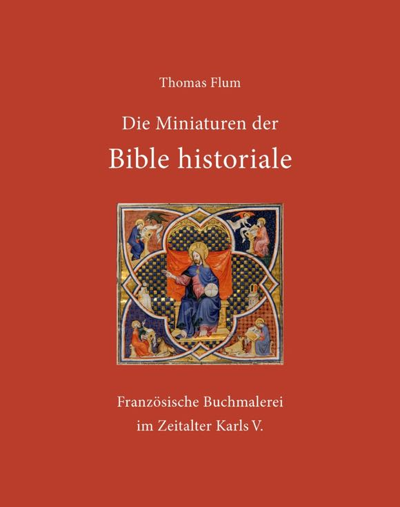 Bible historiale Cover_Leinrot